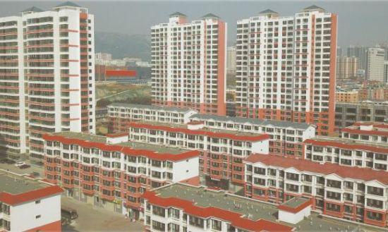 西宁市城北区陶家寨村、石头垒村:安置房让村民过上和城里人一样的好日子。