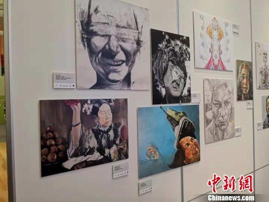"""""""艺术无国界""""联展作品 郭燕 摄"""