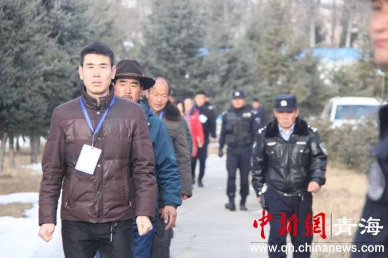 图为活动现场。化隆县委宣传部供图
