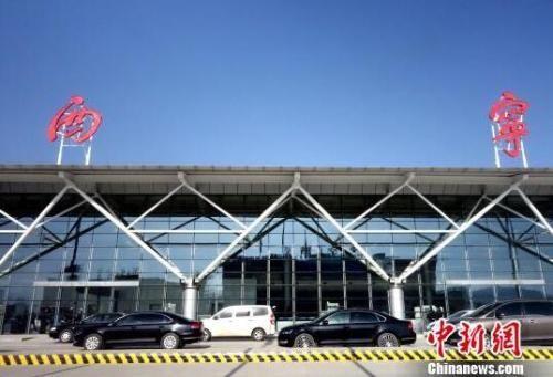 图为西宁机场。(资料图) 孙睿 摄