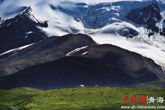 图为三江源。三江源国家公园管理局 供图