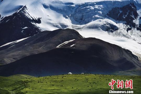 图为青海三江源。(资料图) 三江源国家公园管理局 摄