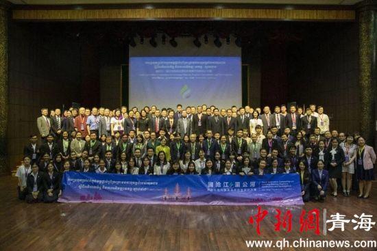 图为第四届澜沧江-湄公河流域治理与发展青年创新设计大赛开幕式现场。钟欣摄