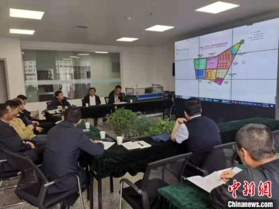 图为专题会议现场。 青海省科技厅供图