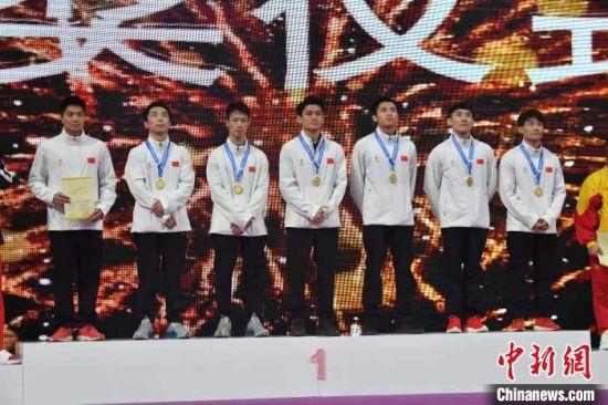 2021年全国体操锦标赛男团、女团决赛冠军分别花落江苏、广东