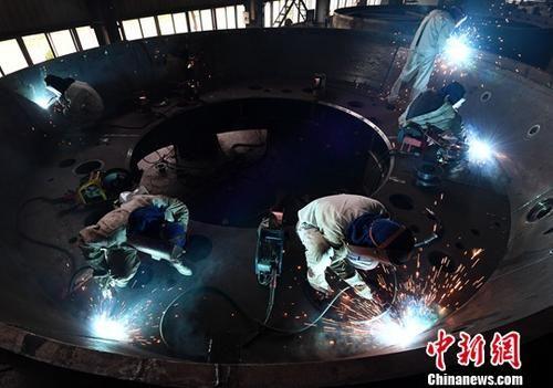 中国制造业PMI持续稳步扩张 高技术制造业继续领跑