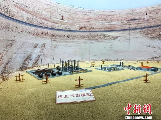 青海油田精细开发助力气田增储上产