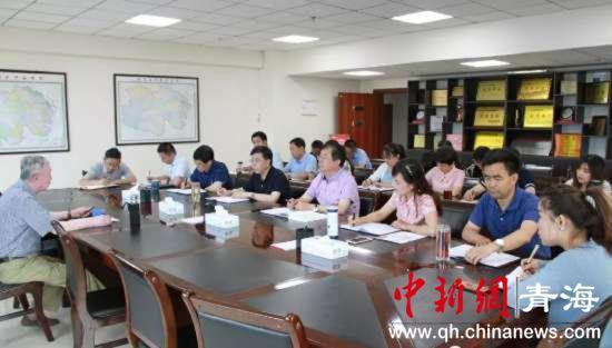 """青海省应急管理厅开展""""唱革命歌曲、讲红色故事""""党日活动"""