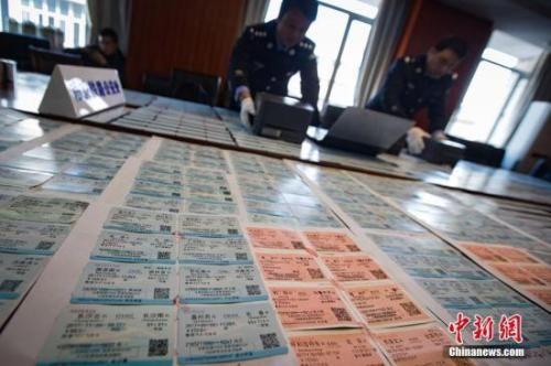 春节期间铁路警方查获在逃人员622人 破获倒票案件145起