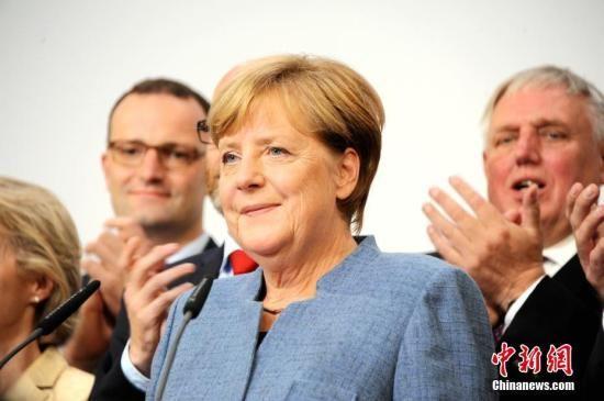 德国政坛突现数十年未见之变局 默克尔前途未卜