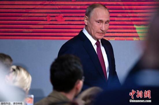 俄总统候选人为竞选活动总计花费近1400万美元
