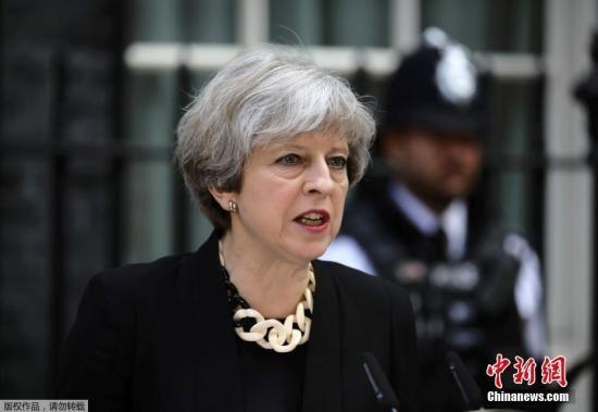 英国内政大臣引咎辞职 特雷莎·梅又损失一员干将