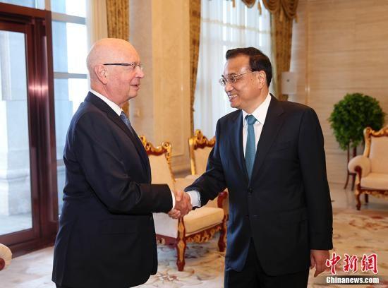 李克强:中国将继续深入推进新一轮高水平对外开放