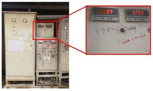 """环保部督查:有企业除尘控制旋钮指着""""直排"""""""