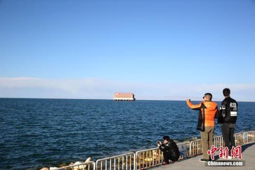 高原暖湿化加剧 青海湖封冻期推迟14天