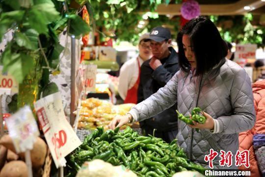青海1月CPI同比上涨2.2%