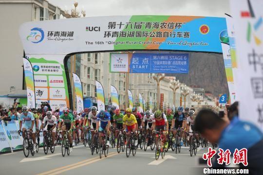 第十七届环湖赛七月底开赛 联通青、甘、宁三省区首府