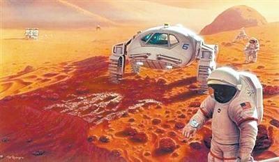 三问青海火星模拟基地:中国最像火星的地方