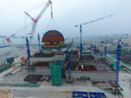 中国新核反应堆明年投入商用 领先韩国整一代