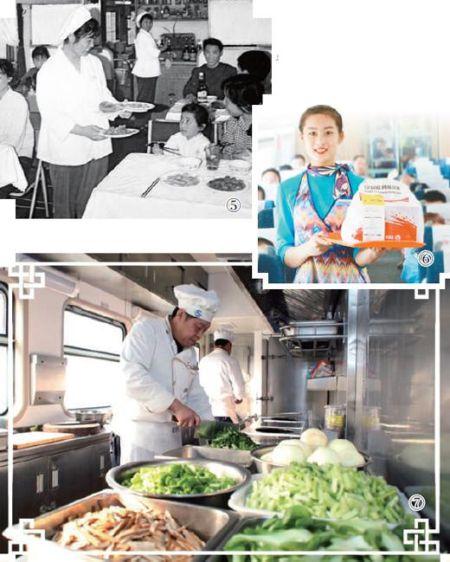 列车大厨说变化:铝制饭盒、四格盒饭、互联网订餐