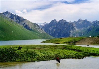2004年森林和草原生态系统水源涵养量为169.