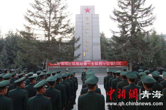 清明节缅怀先烈|铁拳官兵用实际行动传承红色基因