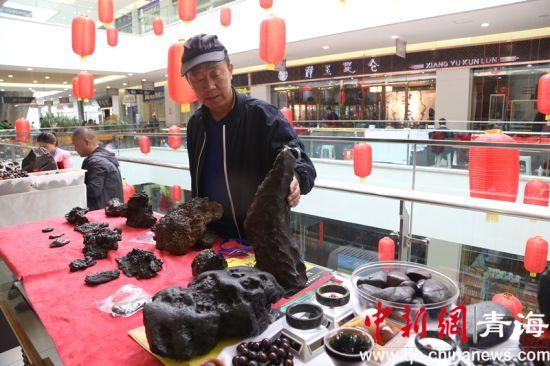 2019青海省陨石命名推介会开幕