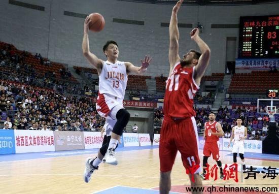 2019国际篮球挑战赛西宁站开赛