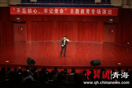 """中国交响乐团奏响庆""""七一""""惠民音乐会"""