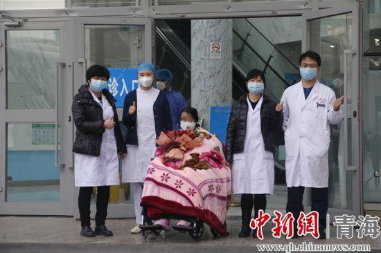 青海省新冠(guan)肺炎確診(zhen)患者累計出院14名