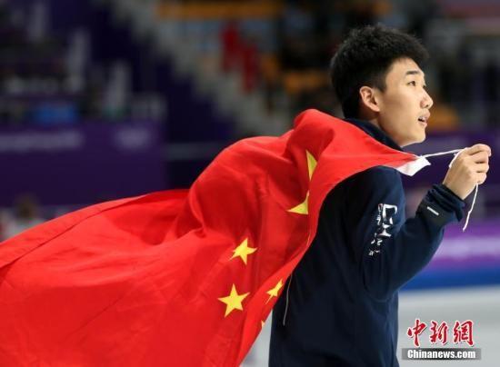 速度滑冰500米摘铜 小将高亭宇创造历史