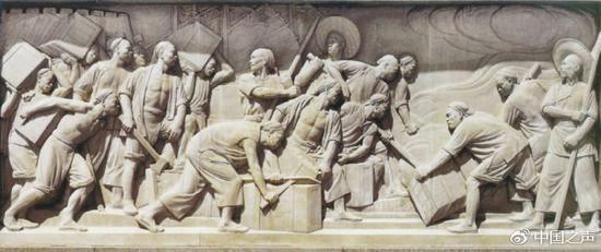 今天是人民英雄纪念碑落成60周年,你对它了解多少?