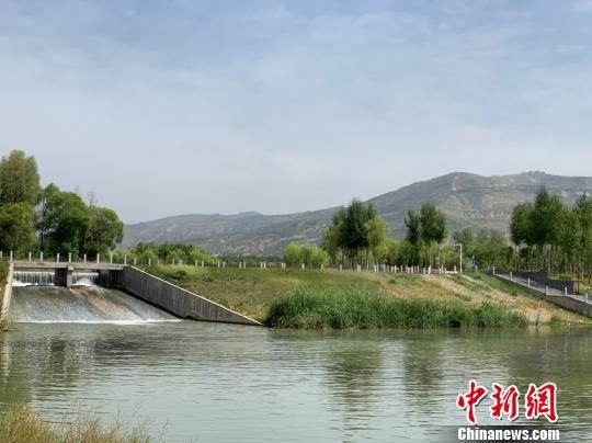 30名书画名家笔会青藏高原河湟流域上的水韵明珠