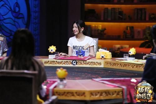 陈妍希透露与陈晓爱称 阿Sa自曝与恋人拥抱要抱足20秒
