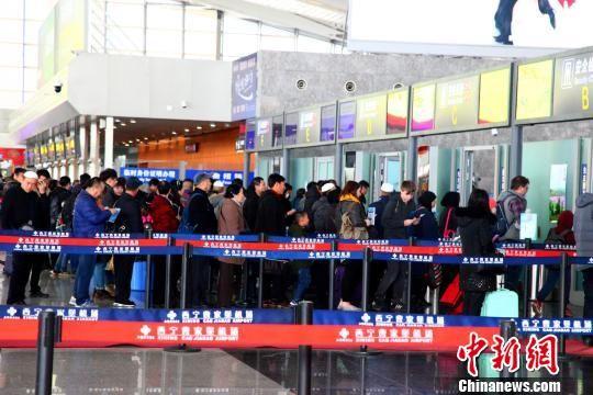 春运启幕 西宁机场新开加密多条航线方便旅客出行