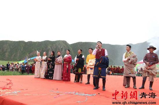 (孙睿 包安太)为进一步推动青海省果洛州甘德县文化大发展,大繁荣